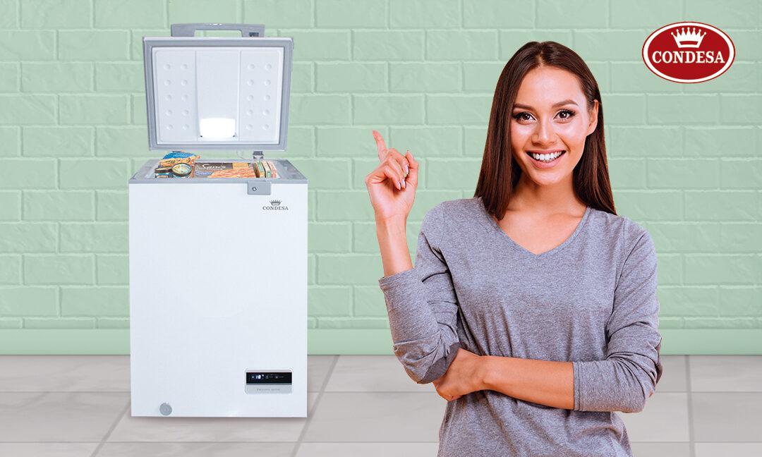 Consejos para el buen uso de tu congelador