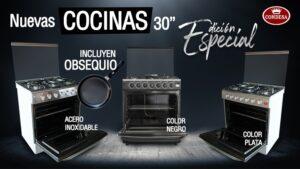 """Nuevas Cocinas 30"""" Edicion Especial"""