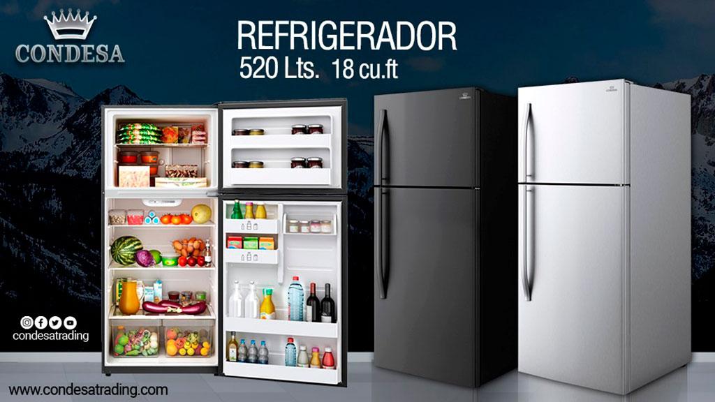 refrigerador-modelo-520-litros-de-Condesa.