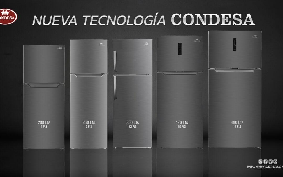 Nuevos Refrigeradores Condesa: Innovación y Tecnología en una sola marca