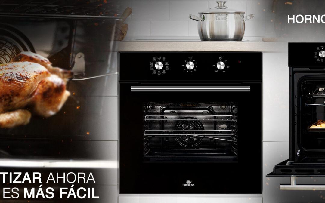 ¡El mejor aliado de tu cocina! Conoce más de los beneficios del horno eléctrico Condesa